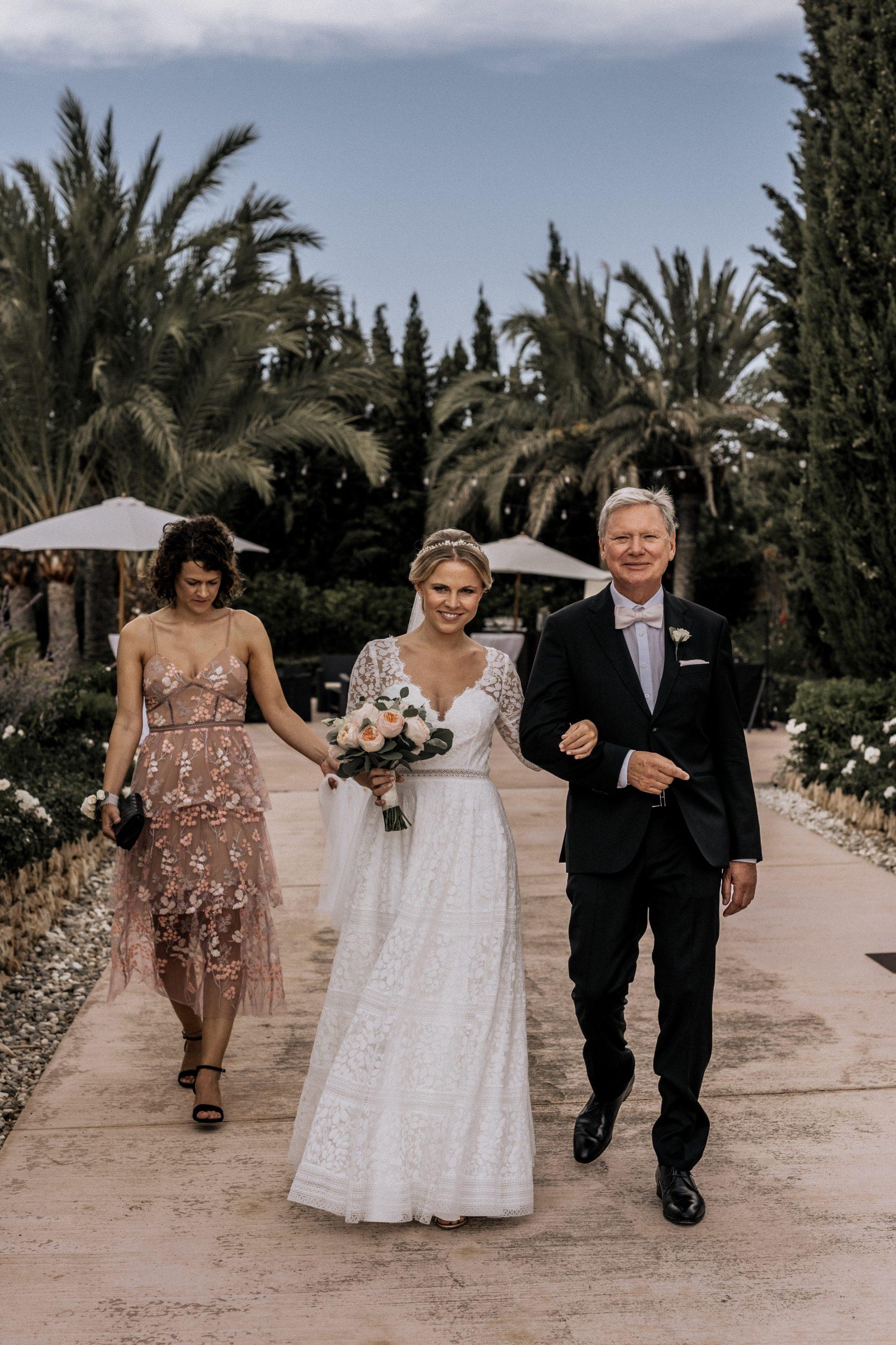 Son Mir Hochzeit