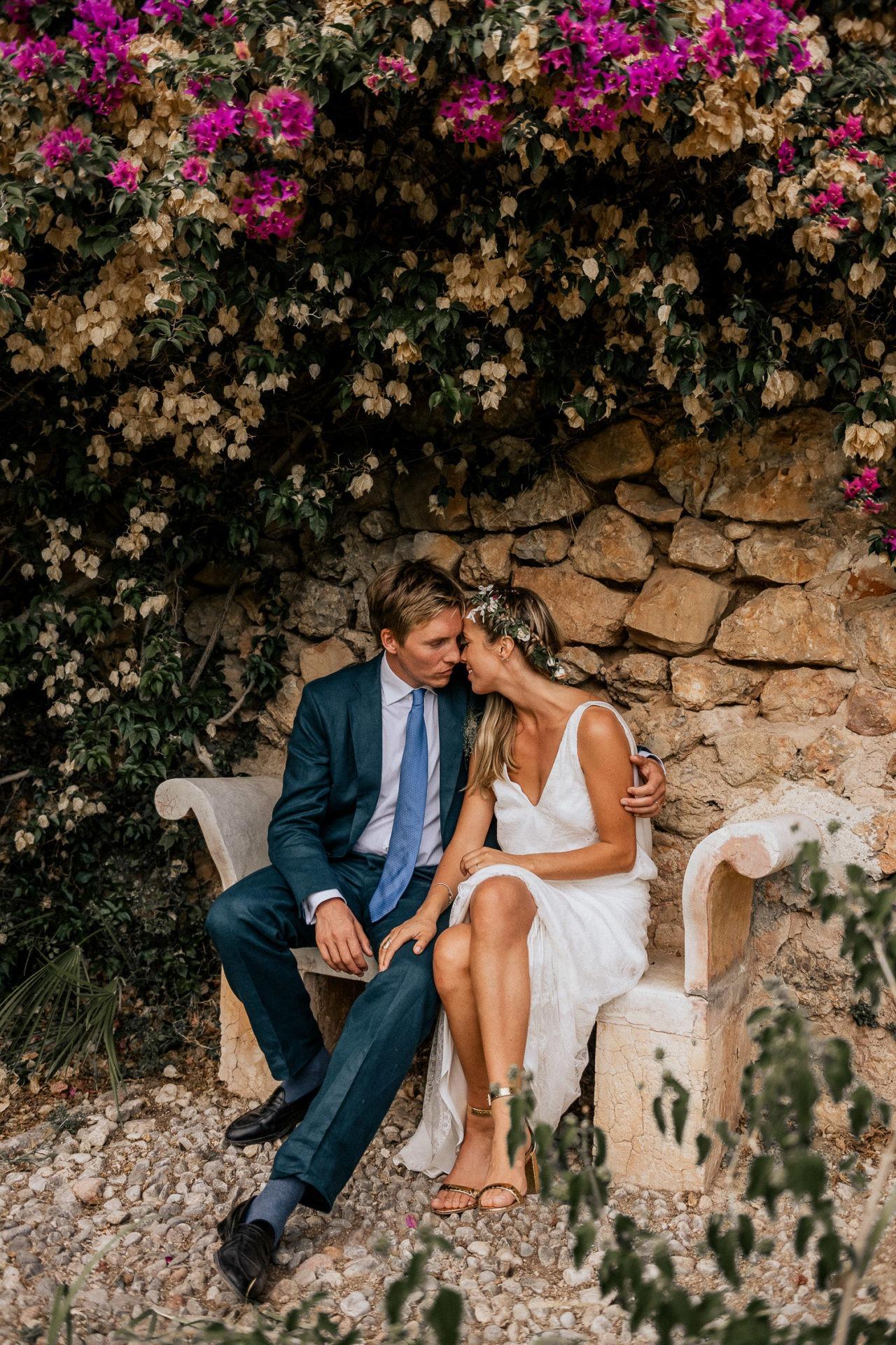 Glamorous Vintage wedding Mallorca