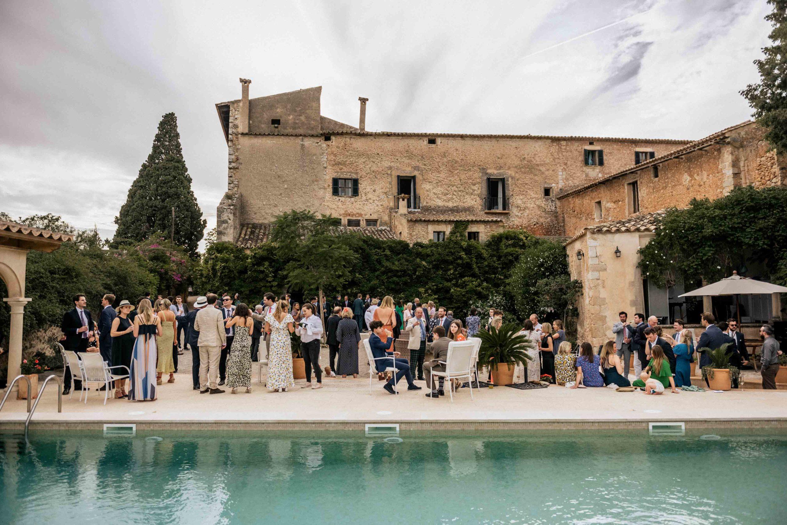 Glamorous Vintage Wedding Mallorca 3