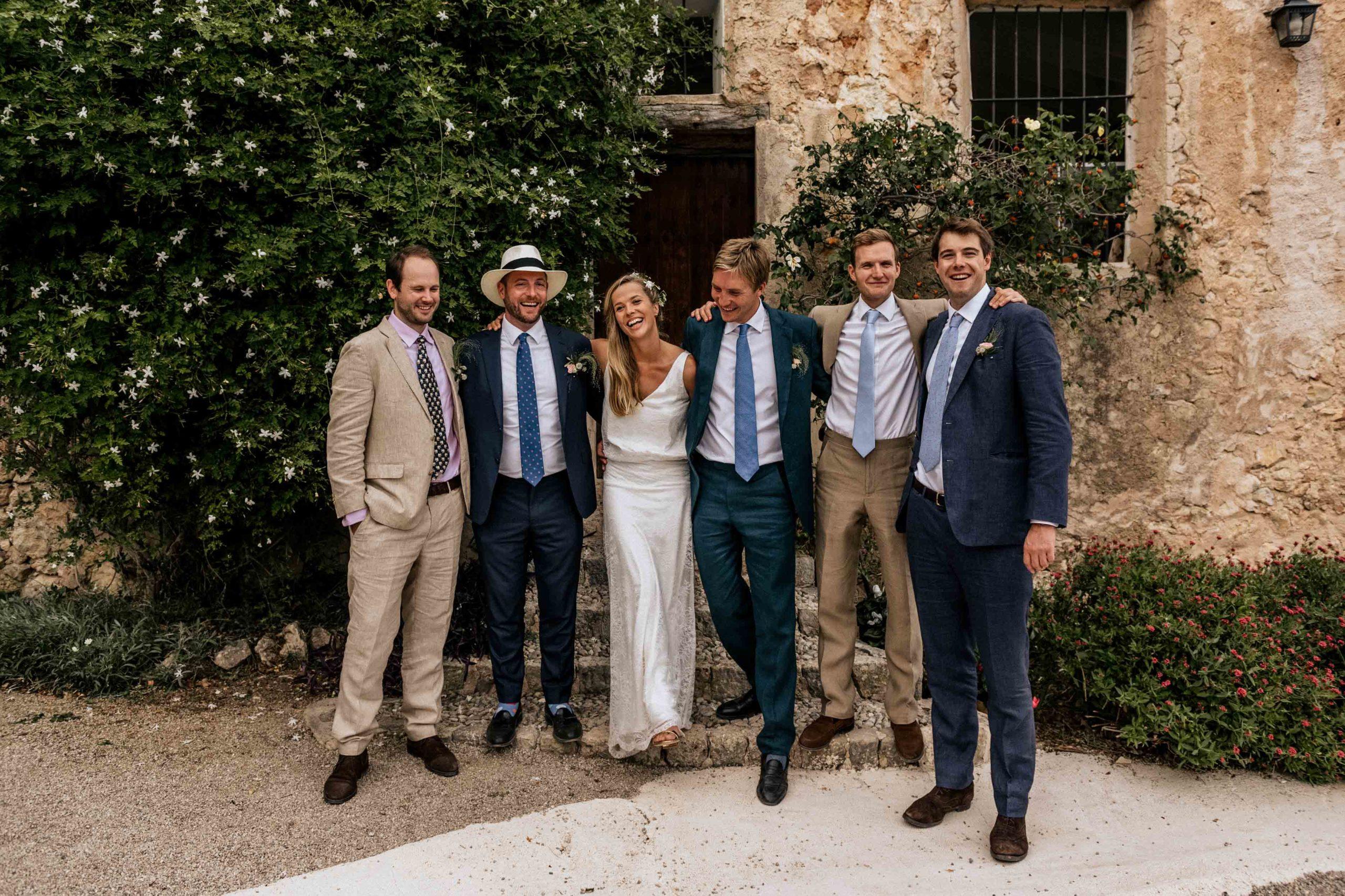 Glamorous Vintage Wedding Mallorca 4