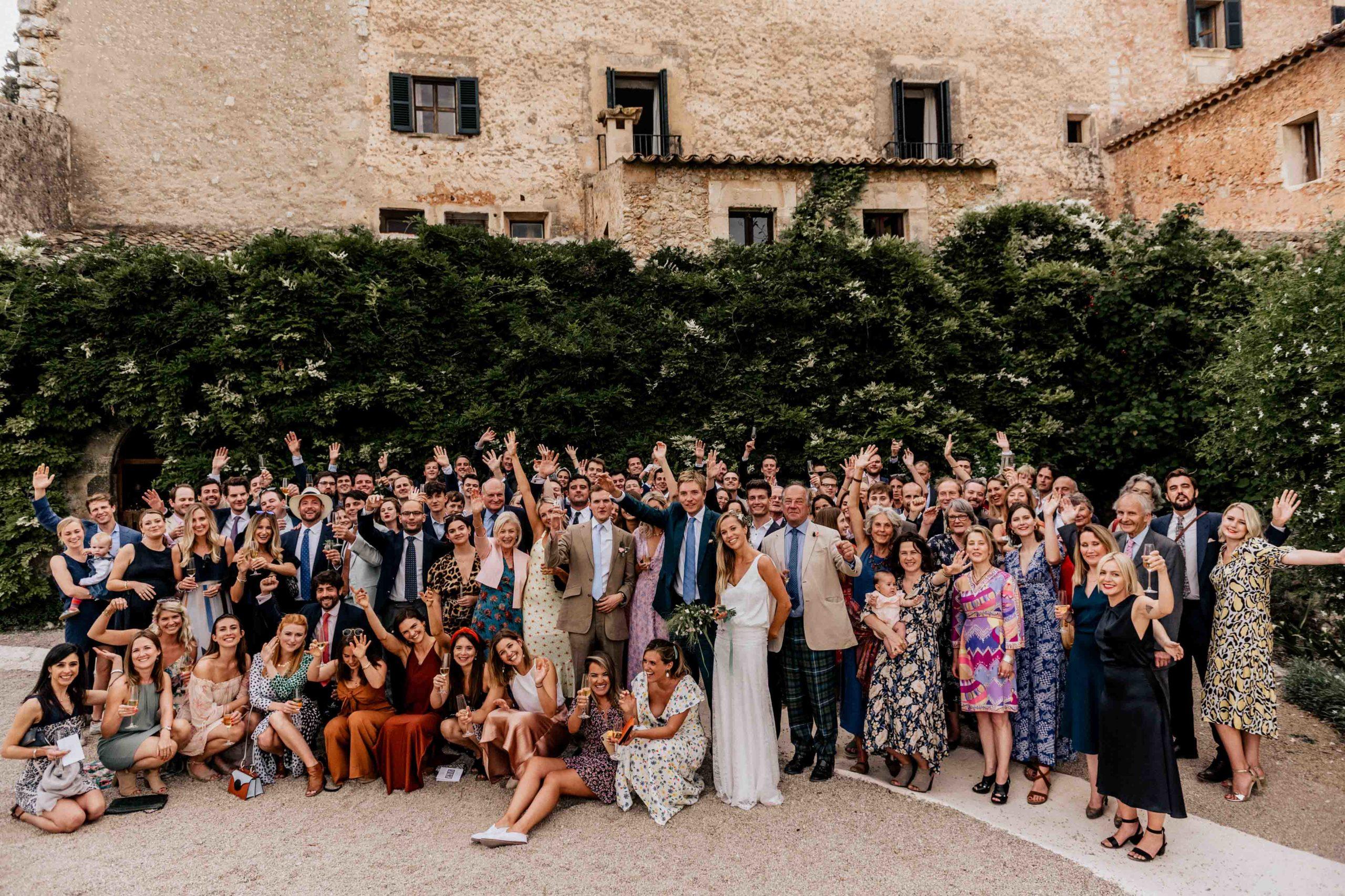 Glamorous Vintage Wedding Mallorca 6