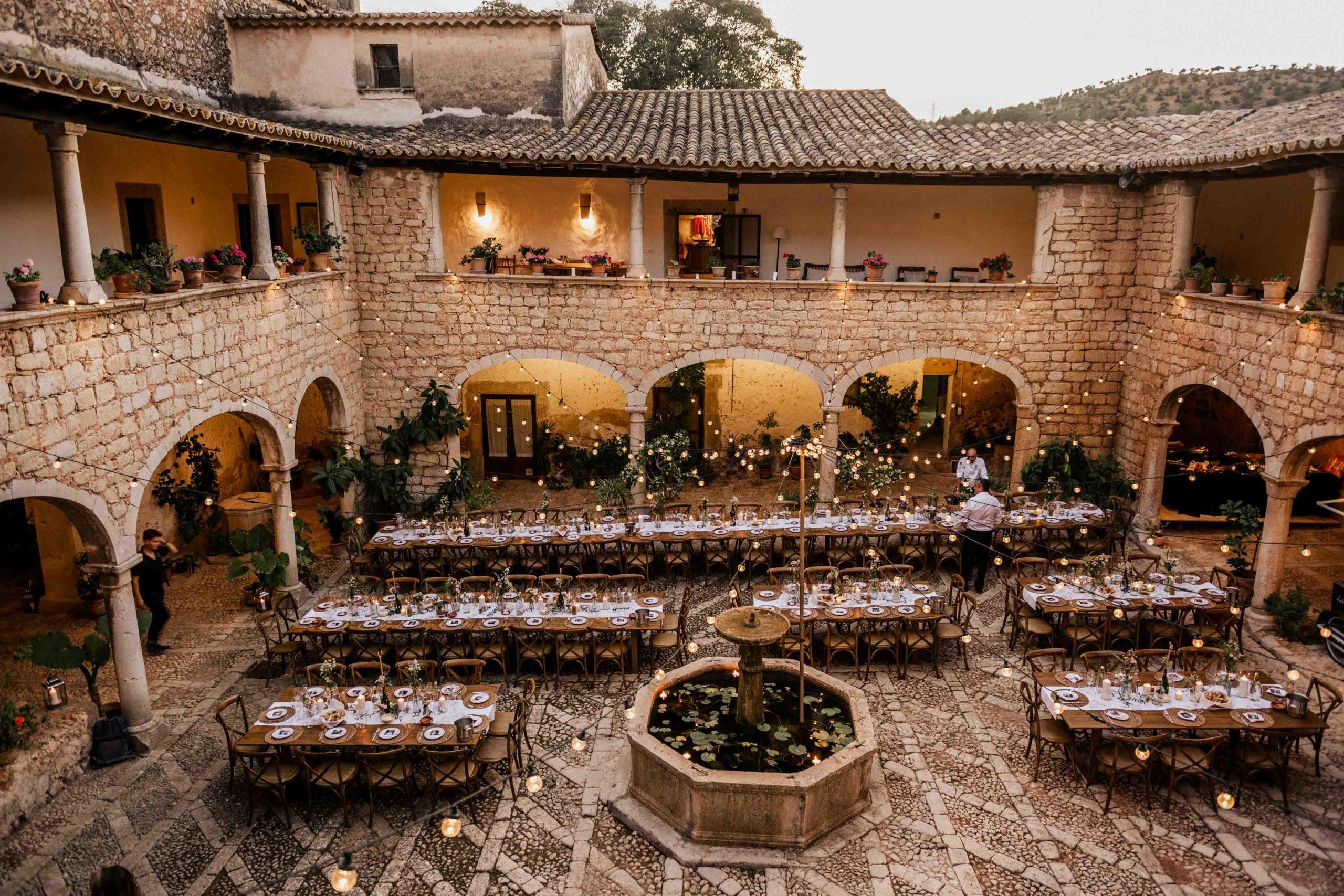 Glamorous Vintage Wedding Mallorca 8