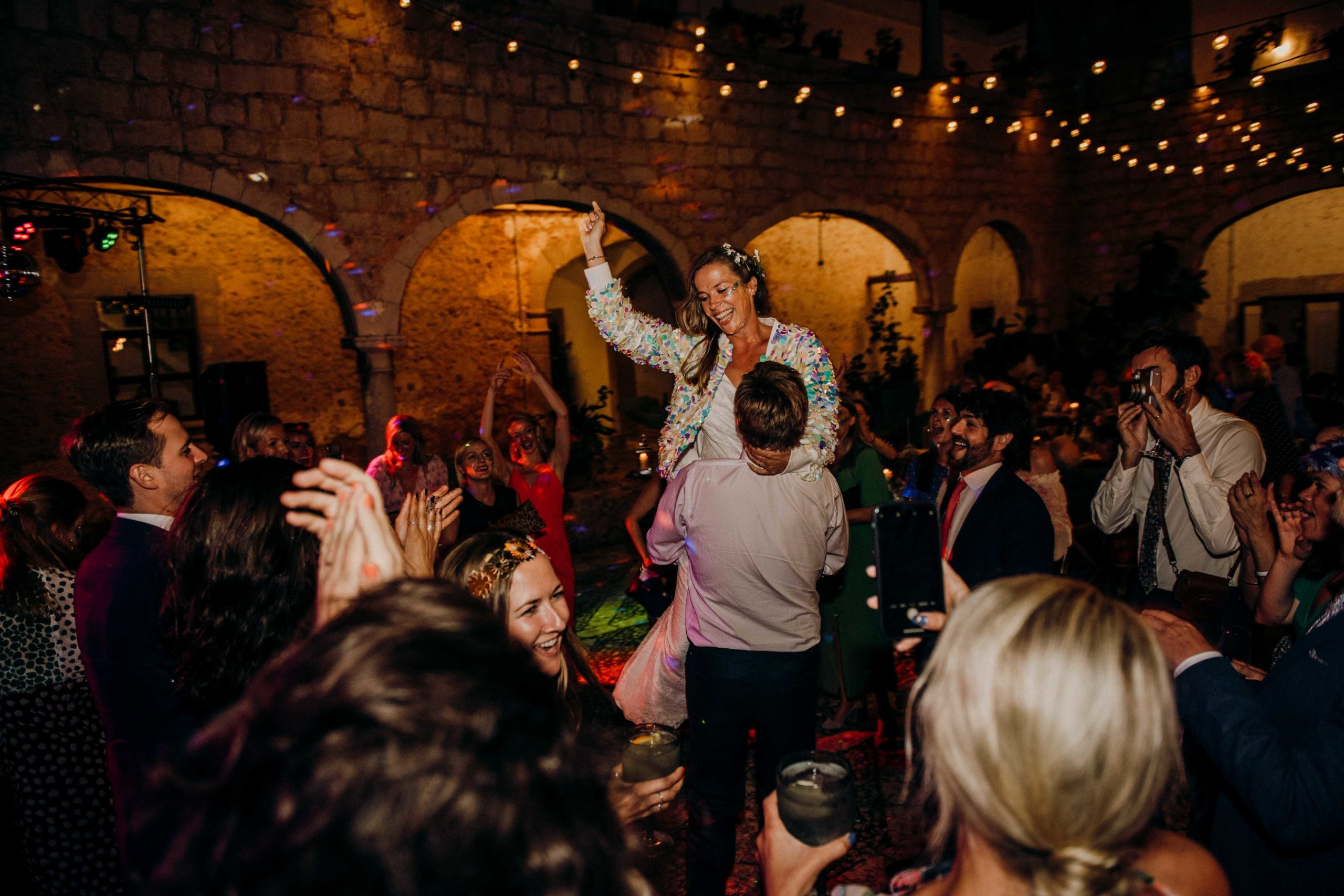 Glamorous Vintage Wedding Mallorca 14