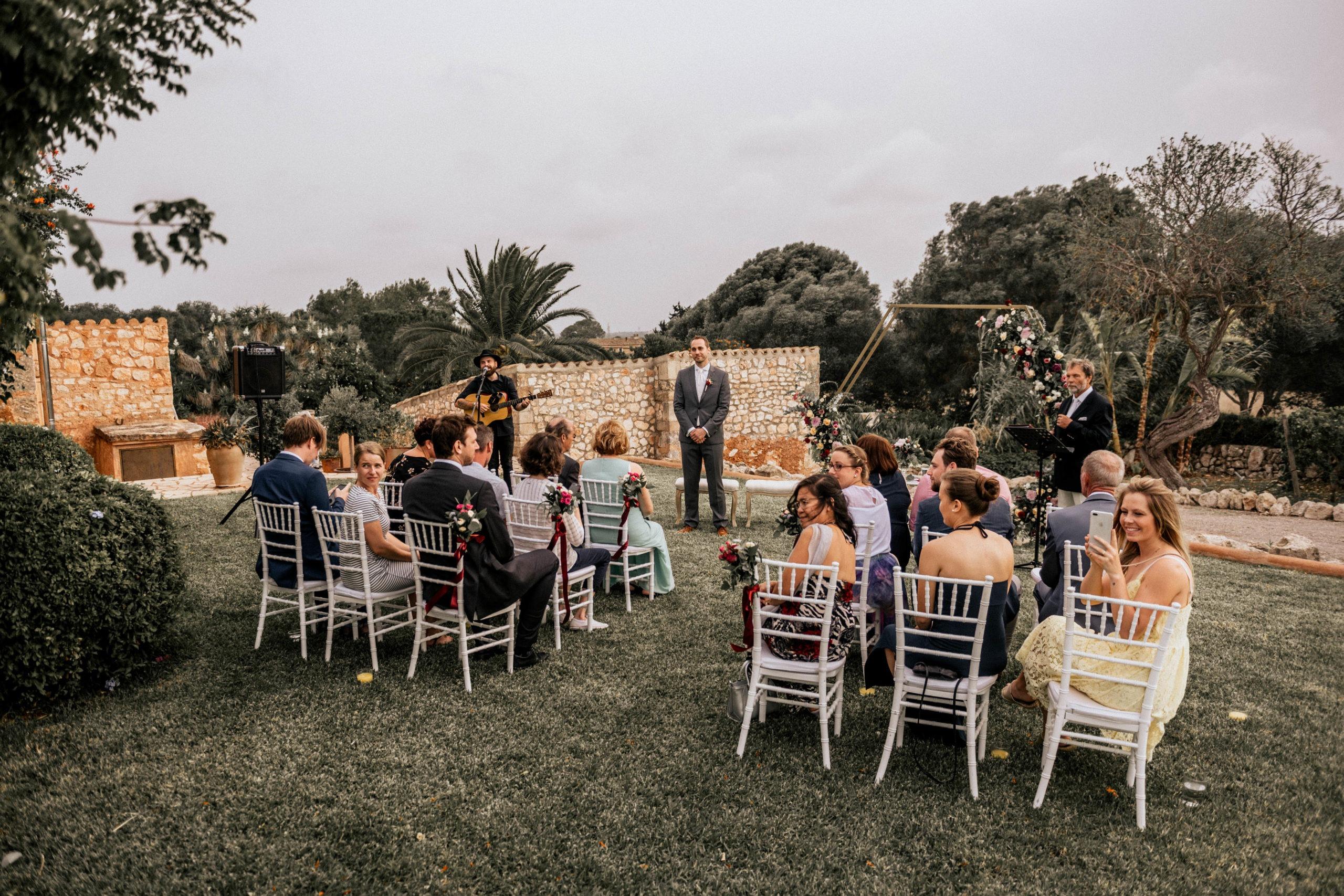 Intimate Finca Wedding Mallorca 8