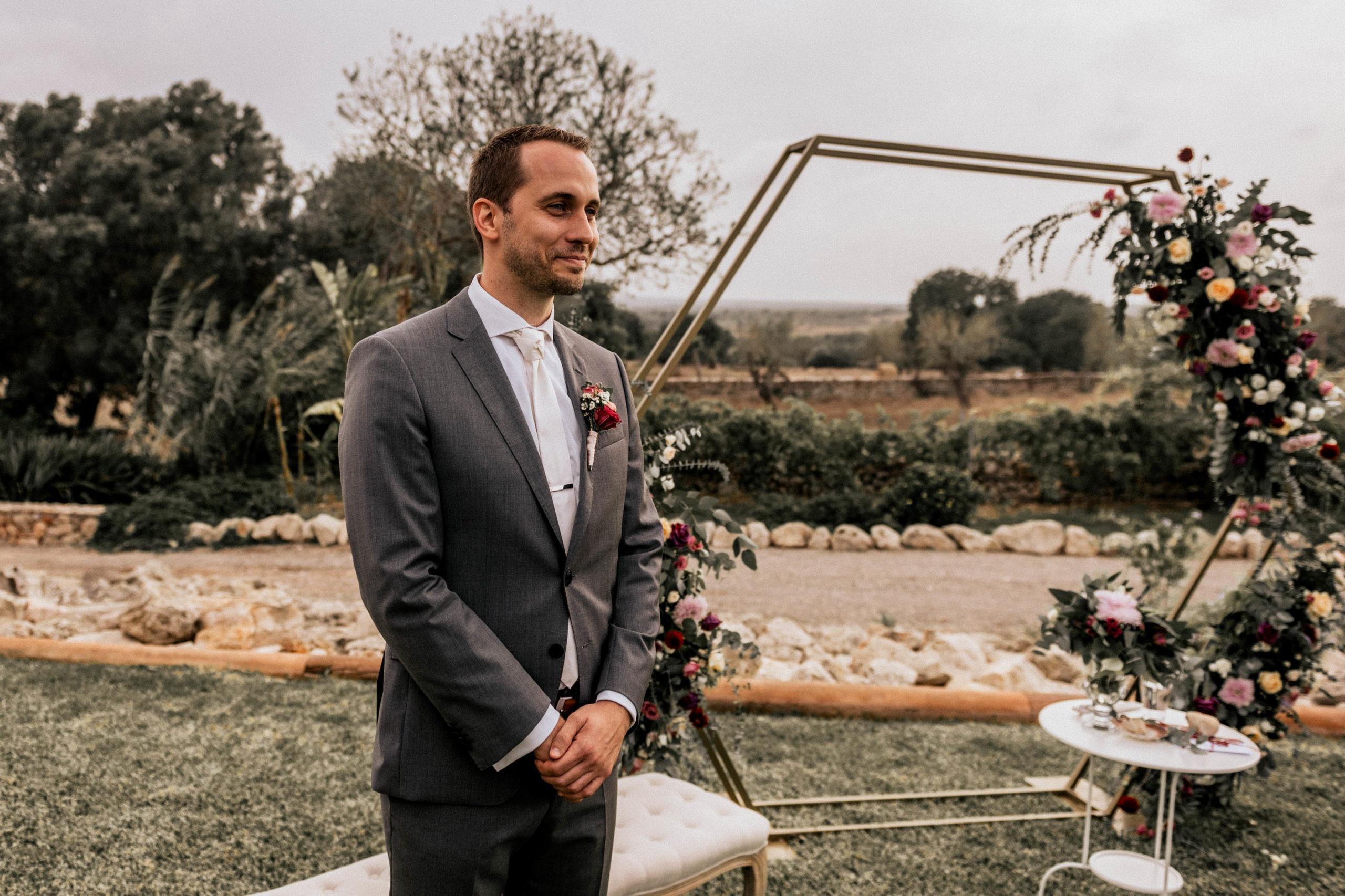 Intimate Finca Wedding Mallorca 9