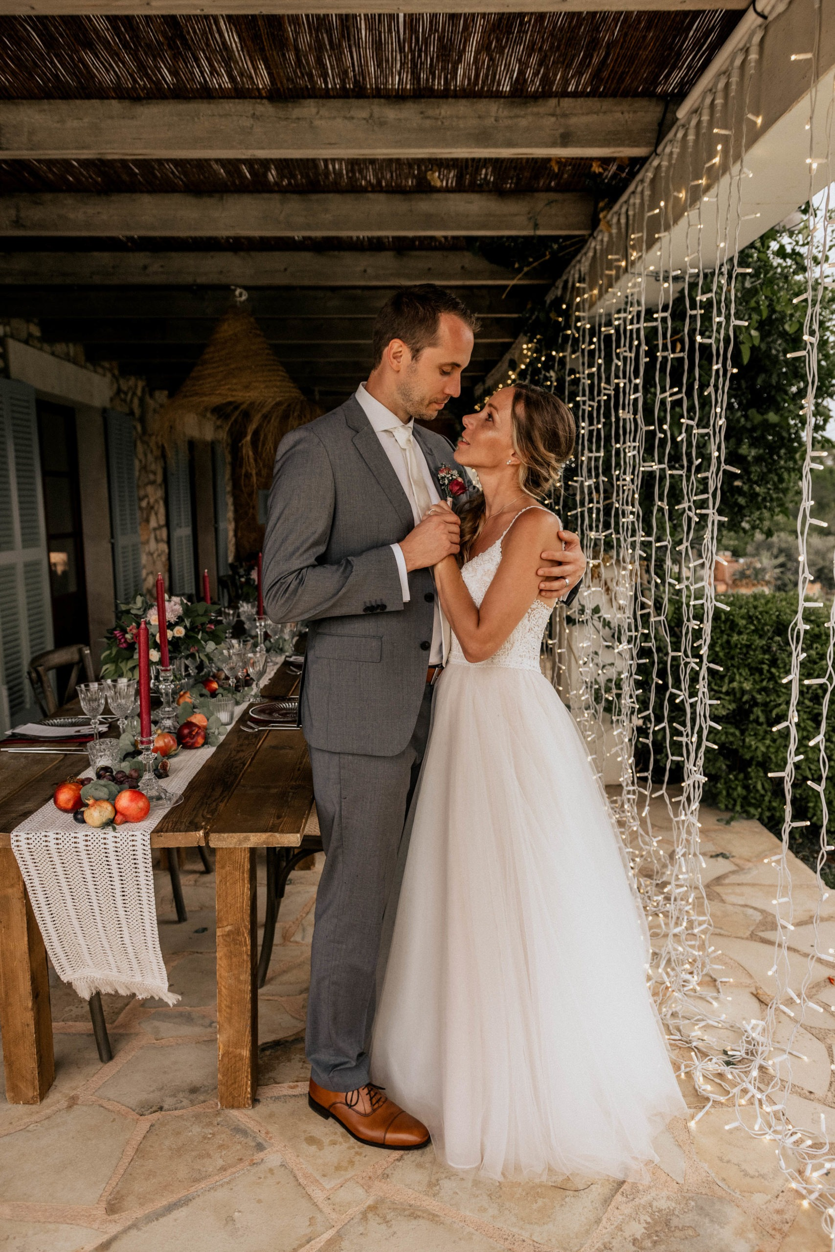 Intimate Finca Wedding Mallorca 14