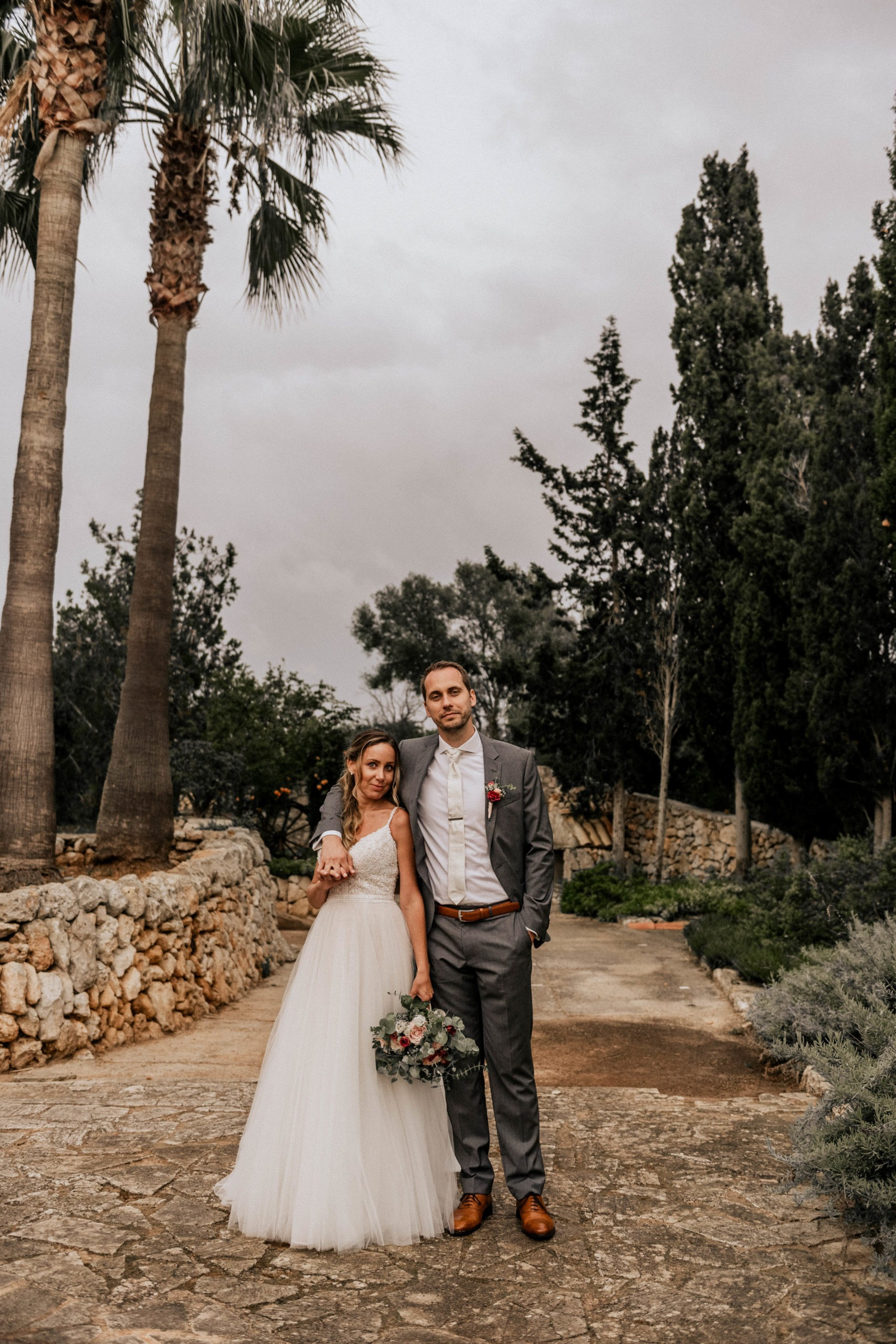 Intimate finca wedding Mallorca