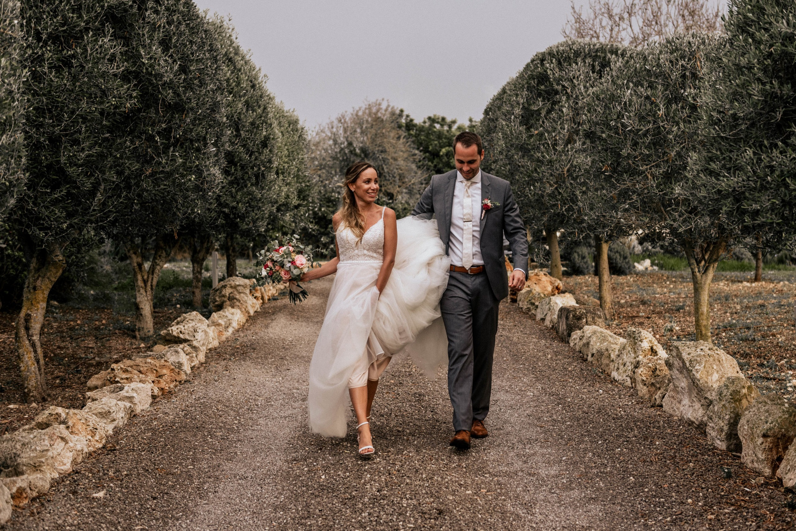 Intimate Finca Wedding Mallorca 17
