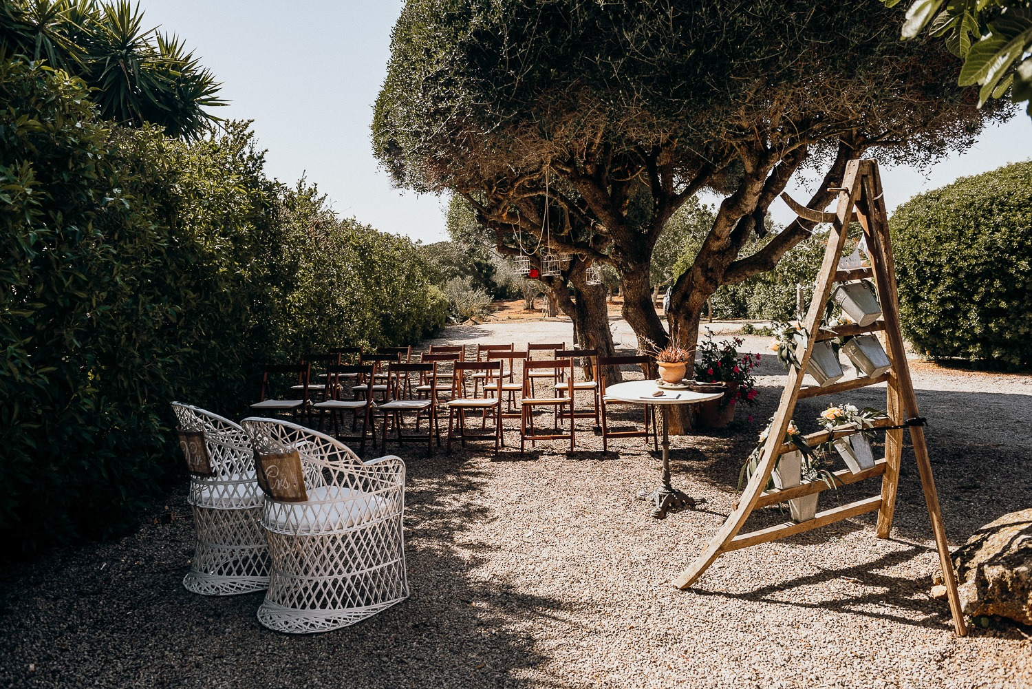 Rustic Finca wedding Mallorca