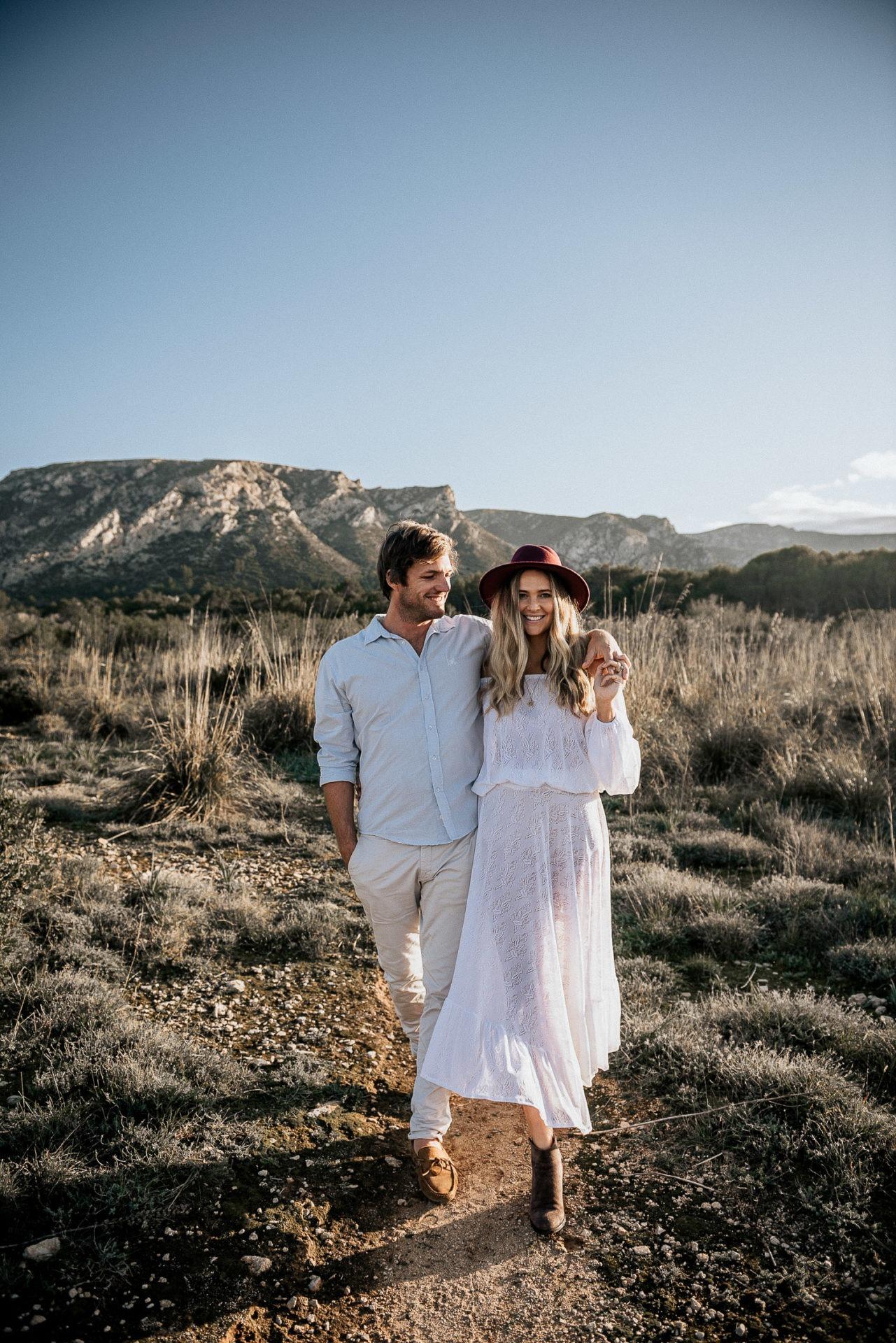 Mallorca couple shoot